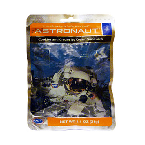 Image of   Astronaut Foods - Is-sandwich