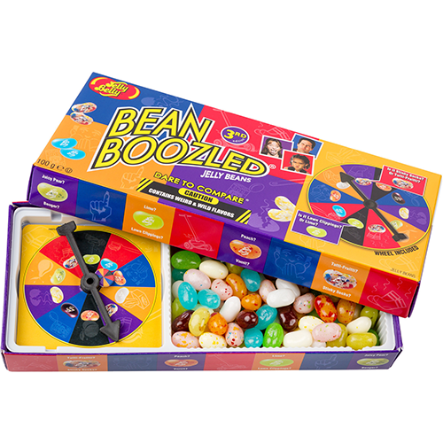Image of Bean Boozled Spinner
