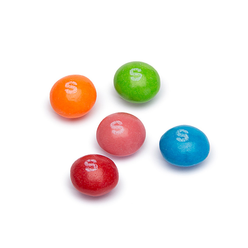 Skittles Sweets & Sours indeni