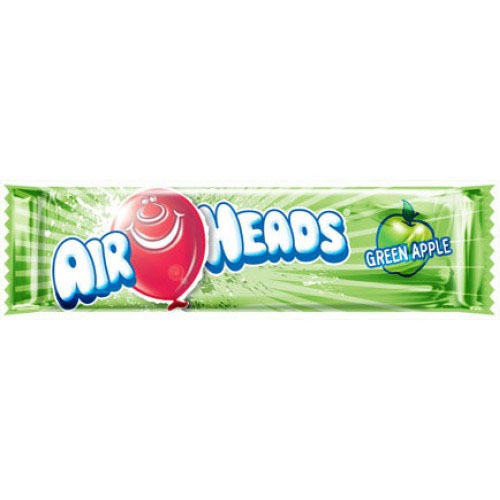 Image of Airheads - Green Apple