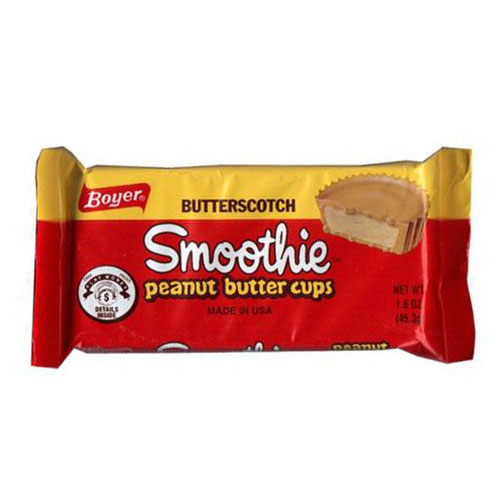 Image of   Boyer Butterscotch Smoothie Peanut Butter Cups