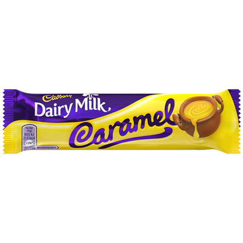 Image of Cadbury Dairy Milk Caramel