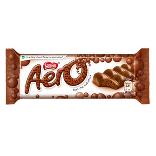 Image of Aero Chocolate