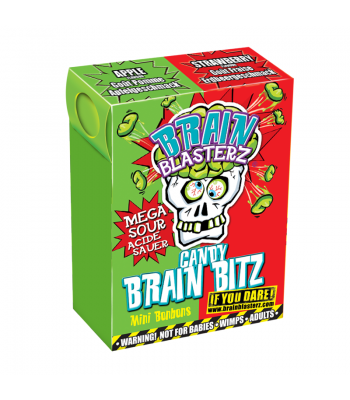 Image of   Brain Blasterz Strawberry & Apple