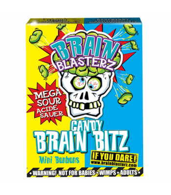 Image of   Brain Blasterz Lemon & Raspberry