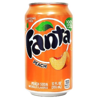 Image of   Fanta Peach