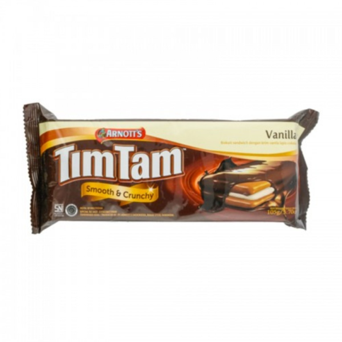 Image of   Arnotts Tim Tam -Vanilla