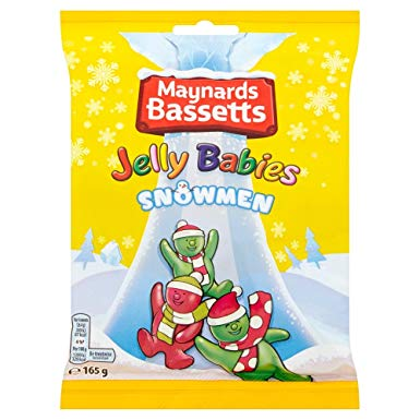 Image of Bassetts Jelly Snowmen