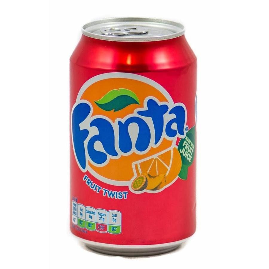 Image of   Fanta Fruit Twist