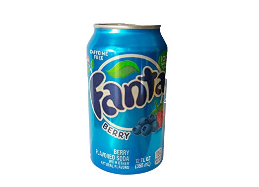 Image of   Fanta Berry