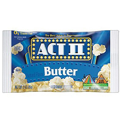 Image of Act II Butter Popcorn