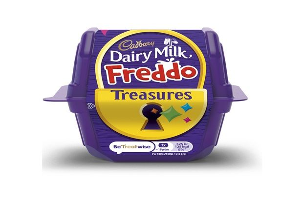 Image of   Cadbury Freddo Treasures