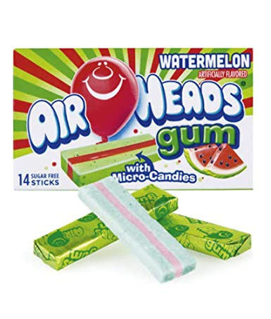 Image of Airheads Watermelon Gum